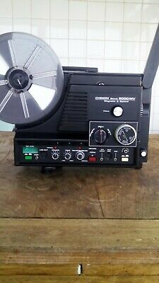 PROYECTOR 8 MM. CHINON MOD. 9000 Sound