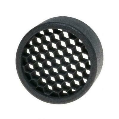 Durable Metal  30mm Sunshade Protective Defender Cover Mesh Scope Protector Cap