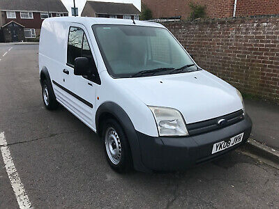 Ford Transit Connect 1.8 TDCI T200 LWB Side Loader 2008 VGC Very Clean Van