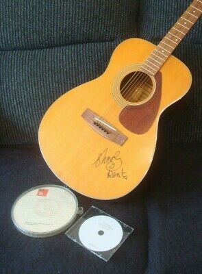 SHIRLEY KENT - GHOST 1970 SIGNED GUITAR & MASTER REEL to REEL WHEN YOU'RE DEAD