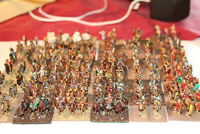 15MM PAINTED METAL Ancient Scythian army based for ADLG (185 pieces)