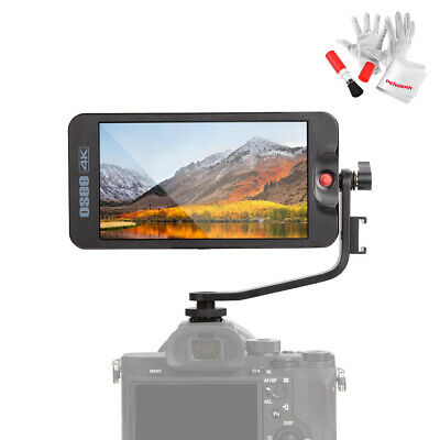 """Osee T5 5.5""""Full HD 4K HDMI Field Monitor Focus Assist for DSLR Mirrorless+ Gift"""