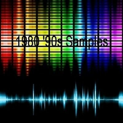 Samples & Loops DJ & Producer Collection Best Quality WAV Pack 1 - 38GB Download
