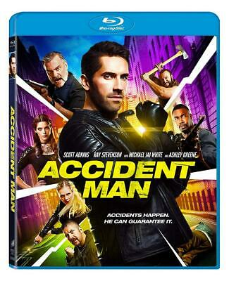 Accident Man [Blu-ray] [Import]
