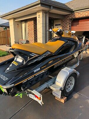 Seadoo rxt 255 supercharged