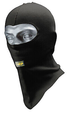 Genuine OMP Factory Seconds - KK03005 OMP KARTING OPEN FACE BALACLAVA