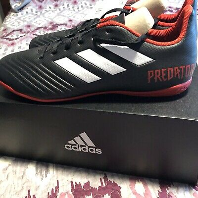 db46a30e918 ADIDAS PREDATOR TANGO 18.4 IN Men's Indoor Soccer Cleats DB2136 US Size 10