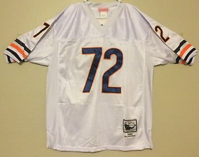 buy online 40c59 282e6 WILLIAM PERRY Chicago Bears Jersey XXL Size 54 - $40.00 ...