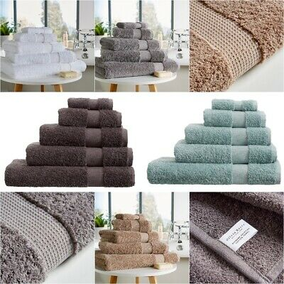 Luxe Collection 100% Egyptian Cotton Towels Bath Sheets Super Soft 700GSM Thick