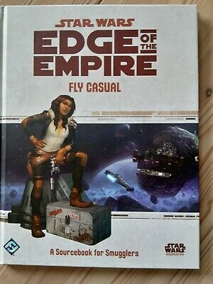 Fly Casual, Star Wars Edge Of The Empire RPG, Sourcebook