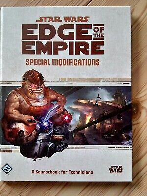 Special Modifications, Star Wars  Edge of the Empire RPG, Source book