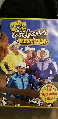 The Wiggles Cold Spaghetti Western DVD