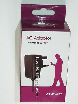 Wall Mains CE Charger AC Adapter UK Plug for Nintendo NDSi DSi 2DS DSi XL 3DSi