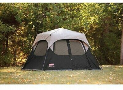 Coleman 8' X 7' Instant Tent Rainfly Outdoor Camping Rain Fly Black