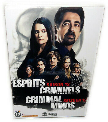 Criminal Minds - Die komplette Staffel/Season 12 [DVD] Deutsch(er) Ton