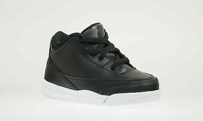 a12118513132 NIKE AIR JORDAN 3 III Retro BT Baby Boy Shoes size 4c NEW NIB 832033 ...