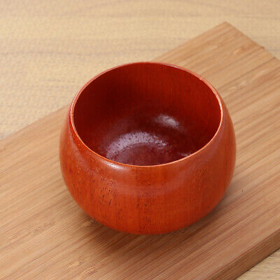 1pc Shaving Soap Bowl Shave Cream Cup Deep Wooden Cleaning Moustache Mug for Men