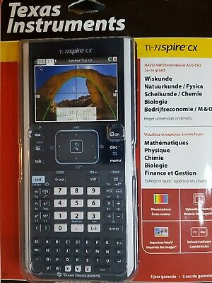 Calculatrice TI Nspire