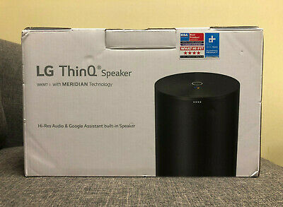 LG ThinQ High Res Audio Speaker w/ Google Assistant Built-In BRAND NEW