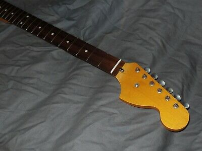 Relic CBS Allparts Fender Licensed rosewood Neck will fit stratocaster strat mjt