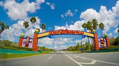 2 Adult  1-Day Base Disney Tickets  $59 EA Must Read Full Description