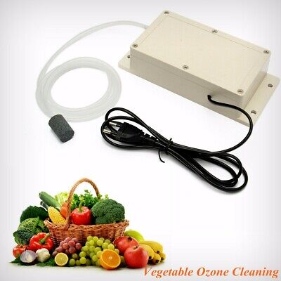 New 220v 600mg Ozone Generator Food Air Sterilizer Water Air Purifier Home