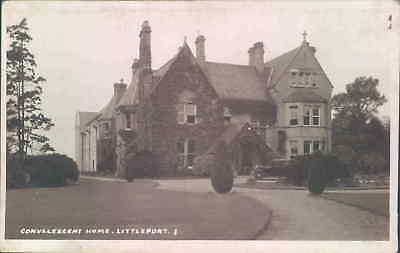 Postcard  Littleport Convalescent  Home Cambridgeshire  T.G.W.U  Home RP unposte