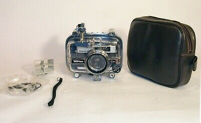 Konica C35 Marine Underwater Housing, Konica C35 camera, Case