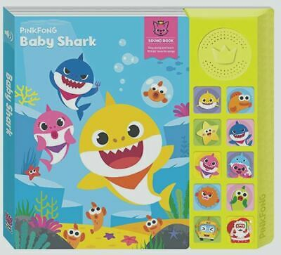 Pinkfong Baby Shark Official Song Book Authentc - Brand New Sealed (English)