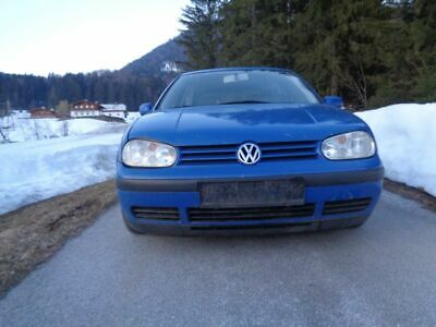 VW Golf 1.9 TDI 4x4 MOTION Allrad