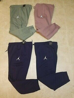 91d5a73cd274 Nike Air Jordan Jumpman Fleece Sweat Pants French Terry Authentic 940172 Sz  L
