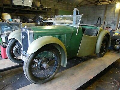 Austin Seven 7 Nippy- Runner - Delivery maybe possible - Please read description