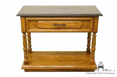 """THOMASVILLE / HUNTLEY Oak Country French 38"""" Entry / Sofa Table 2121-520"""