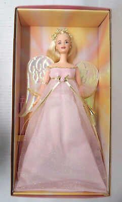Mattel Barbie 2001 Special Edition Angelic Harmony Caucasian New in Box!