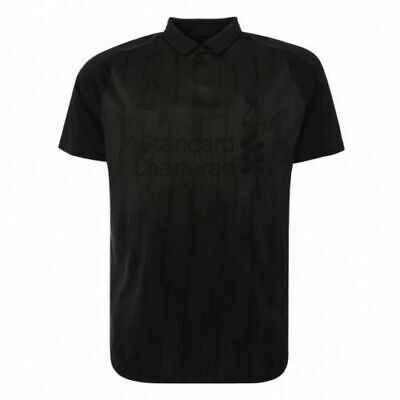 Liverpool Fc  Limited Edition  Blackout Football Shirt   2018/2019  Xl Home