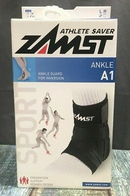 9cf836e3eaabe ZAMST ANKLE BRACE Support Stabilizer: A2-DX Mens & Womens Left ...