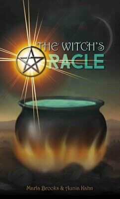 The Witch's Oracle by Marla Brooks 9780764349317 (Mixed media product, 2015)