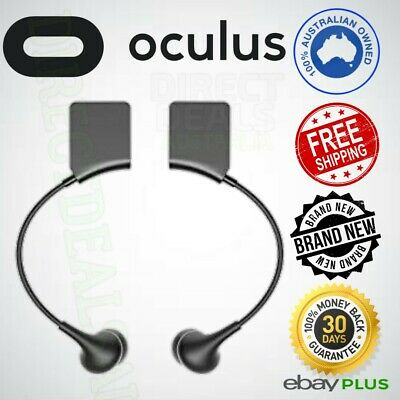 Oculus Rift Earphones Accessory Replacement for VR Headset NEW