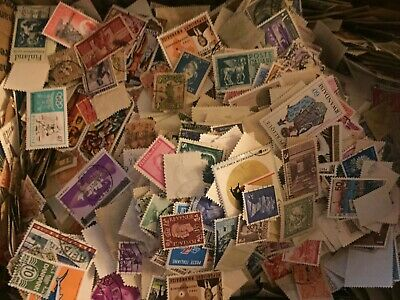 Worldwide Stamps off Paper from The World-Lot from BIG Collection-2 ounce-*800+*