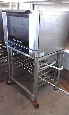 Moffat...turbofan E28D4 Digital Convection Oven. On Mobile Stand