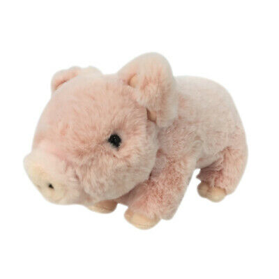 Lovely Pig Plush Toy Simulation Animal Stuffed Doll Home Pillow Cushion Newly