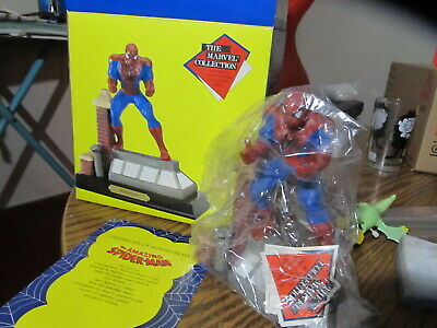 The Marvel Collection Spider-man Statue NEW IN BOX John Romita