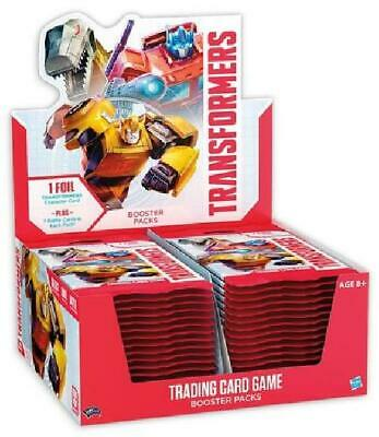 Transformers TCG Booster Box of 30 Packs New Transformers TCG