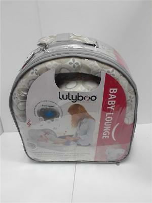 Lulyboo Baby Lounge *Bassinet Only* No Toys, Lights, Music