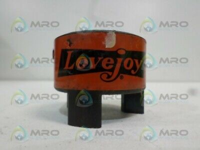 Lovejoy 68514411514 L-100 Jaw Coupling .875 *Used*