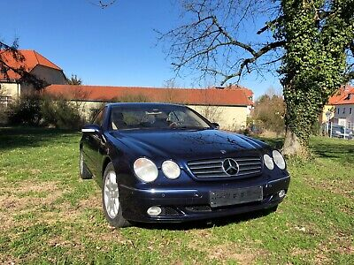 Mercedes CL 500 - Vollausstattung - 100% Original - TOP-Zustand
