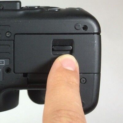 Replacement Battery Door Part Canon EOS REBEL T3i / 600D Digital SLR Camera Body
