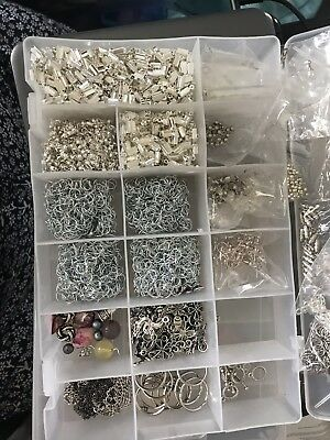 Unwanted Large Silver Findings Kit