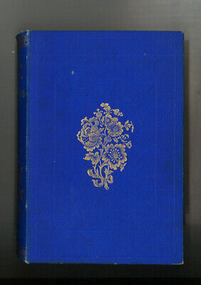 TREES, PLANTS, AND FLOWERS by Mrs R. Lee. (Grant 1854) Hand-col'd prints. hbk