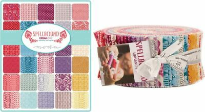 Spellbound by Urban Chiks Jelly Roll - Moda Fabrics
